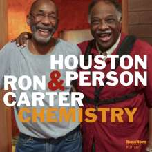 Houston Person & Ron Carter: Chemistry, CD