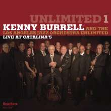 Kenny Burrell (geb. 1931): Unlimited 1: Live At Catalina's, CD