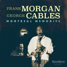 Frank Morgan & George Cables: Montreal Memories, CD