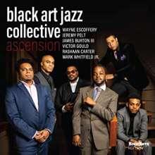 Black Art Jazz Collective: Ascension, CD