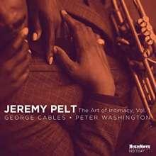 Jeremy Pelt (geb. 1976): The Art Of Intimacy Vol.1, CD