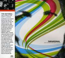 National: Sad Songs For Dirty Lovers, CD