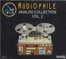 Audiophile Analog Collection Vol. 2, CD