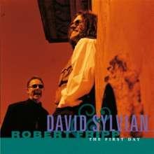 David Sylvian & Robert Fripp: The First Day, CD