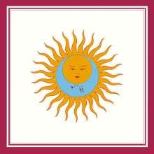 King Crimson: Lark's Tongues In Aspic (CD + DVD-Audio+Video), 1 CD und 1 DVD
