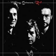 King Crimson: Red (Digipack), 1 CD und 1 DVD
