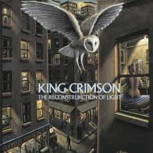King Crimson: The ReconstruKction Of Light, 2 CDs
