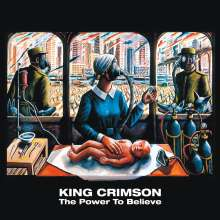 King Crimson: The Power To Believe, CD
