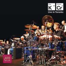 King Crimson: Live in Toronto: November 20th 2015, 2 CDs