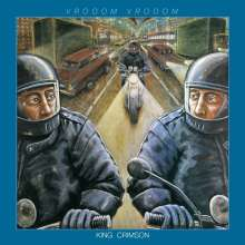 King Crimson: Vrooom Vrooom, 2 CDs