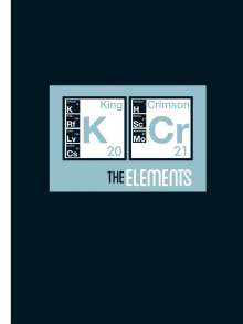 King Crimson: The Elements Tour Box 2021, 2 CDs