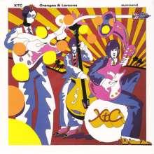 XTC: Oranges & Lemons, CD