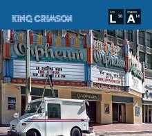King Crimson: Live At The Orpheum 2014 (CD + DVD-Audio), 1 CD und 1 DVD-Audio