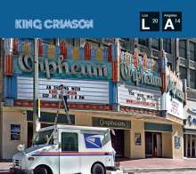 King Crimson: Live At The Orpheum (200g) (Limited-Edition), LP