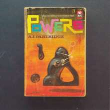 Andy Partridge: Powers, CD