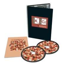 King Crimson: The Elements Tour-Box 2017, 2 CDs