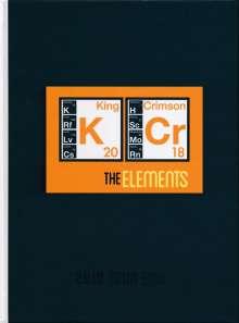 King Crimson: The Elements Tour Box 2018, 2 CDs