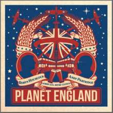 """Robyn Hitchcock & Andy Partridge: Planet England EP, Single 10"""""""
