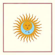 King Crimson: Larks' Tongues In Aspic (Alternative Takes) (40th Anniversary) (200g) (Limited Edition), LP