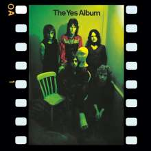 Yes: The Yes Album (CD + DVD Audio/Video), 1 CD und 1 DVD-Audio