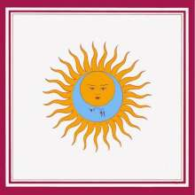 King Crimson: Larks' Tongues In Aspic (200g) (Limited Edition), LP