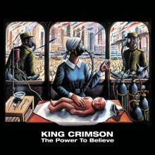 King Crimson: The Power To Believe (200g) (Expanded Edition), 2 LPs