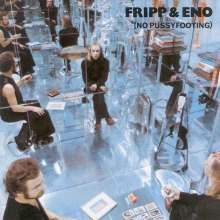 Robert Fripp & Brian Eno: No Pussyfooting (200g) (Limited Edition), LP