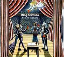 King Crimson: The Projekcts (Box-Set), 4 CDs