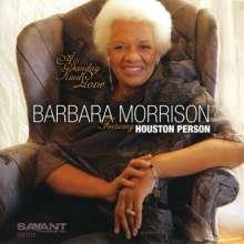 Barbara Morrison: A Sunday Kind Of Love, CD