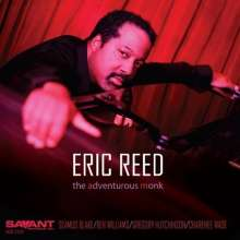 Eric Reed: Adventurous Monk, CD