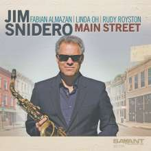 Jim Snidero (geb. 1958): Main Street, CD