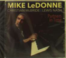 Mike LeDonne (geb. 1956): Partners In Time, CD