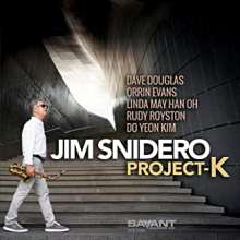 Jim Snidero (geb. 1958): Project-K, CD