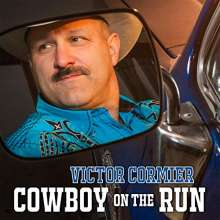 Victor Cormier: Cowboy On The Run, CD