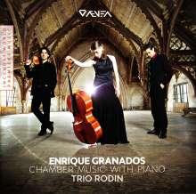 Enrique Granados (1867-1916): Klaviertrio op.50, CD