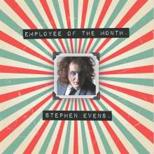 Stephen Evens: Employee Of The Month, CD