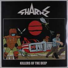 Sharks (Rock): Killers Of The Deep, LP