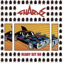 Sharks (Rock): Ready Set Go, CD