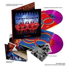 Devo: Total Devo (30th Anniversary Defcon Disco) (180g) (Limited-Edition) (Pink/Blue Marbled Vinyl), 2 LPs