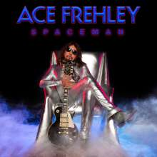 Ace Frehley: Spaceman (180g) (Limited-Edition) (Colored Vinyl), LP