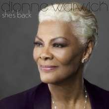 Dionne Warwick: She's Back, 2 CDs