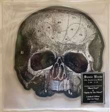 """Black Label Society: Black Pearl / Spoke In The Wheel (Limited Edition) (Picture Disc) (Die Cut Vinyl), Single 10"""""""