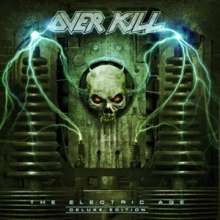 Overkill: The Electric Age (180g) (Limited Edition) (Neon Green Vinyl), 2 LPs