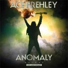 Ace Frehley: Anomaly (10th Anniversary) (180g) (Limited Deluxe Edition) (Yellow Vinyl), 2 LPs