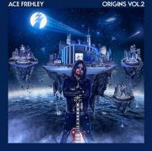 Ace Frehley: Origins Vol.2 (180g) (Blue Vinyl) (45 RPM), 2 LPs