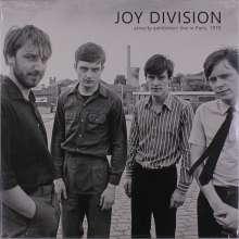 Joy Division: Atrocity Exhibition: Live In Paris 1979, LP