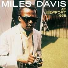 Miles Davis (1926-1991): At Newport 1958 (Limited-Edition), LP