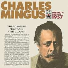 Charles Mingus (1922-1979): The Complete Sessions Of The Clown, LP