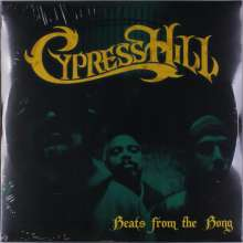 Cypress Hill: Beats From The Bong - Instrumentals, 2 LPs