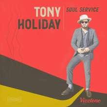 Tony Holiday (Blues): Soul Service, CD